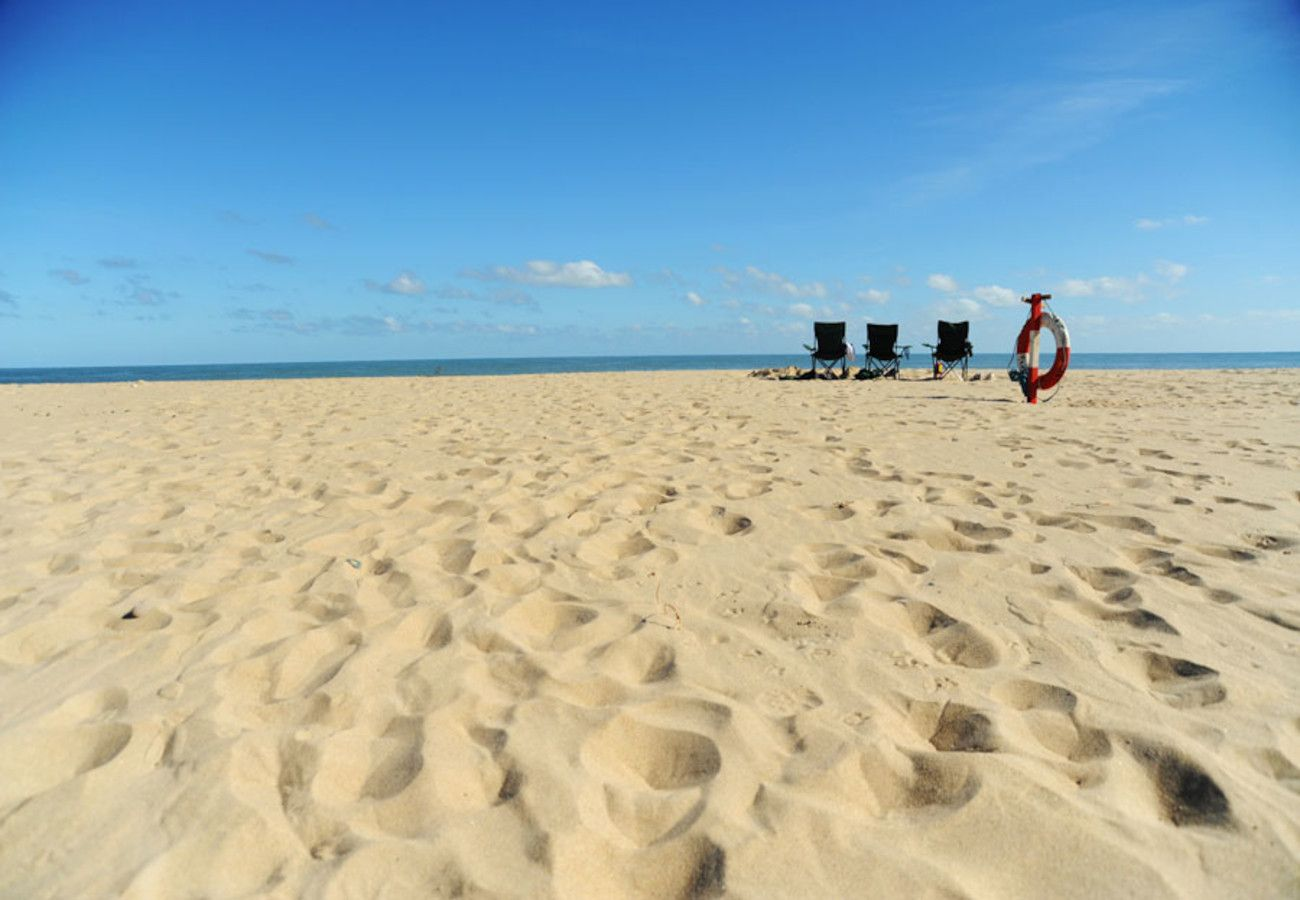 Roney Point Bay Beach, County Wexford