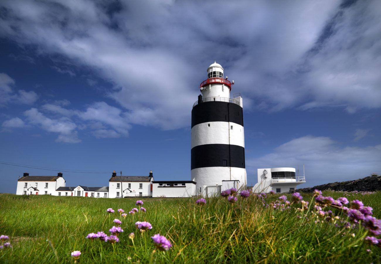Hook Head Lighthouse, County Wexford © Failte Ireland