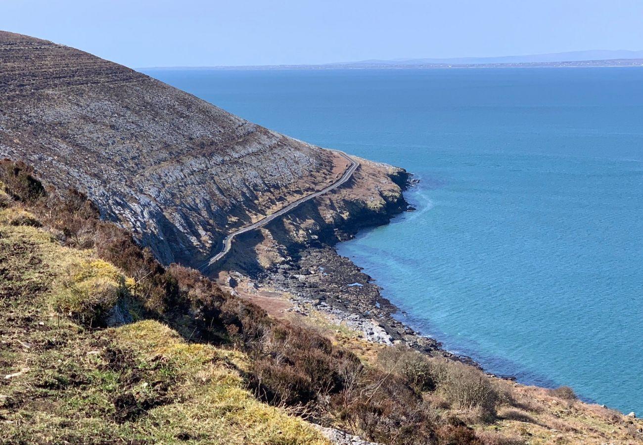 Wild Atlantic Coastline, Ballyvaughan, County Clare