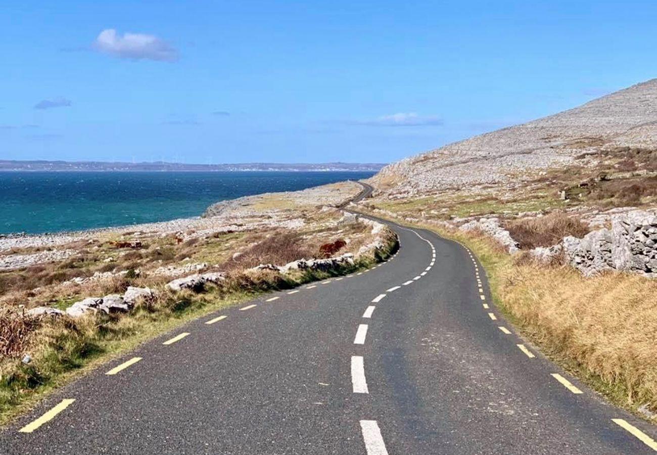 Black Head Drive, The Burren, County Clare