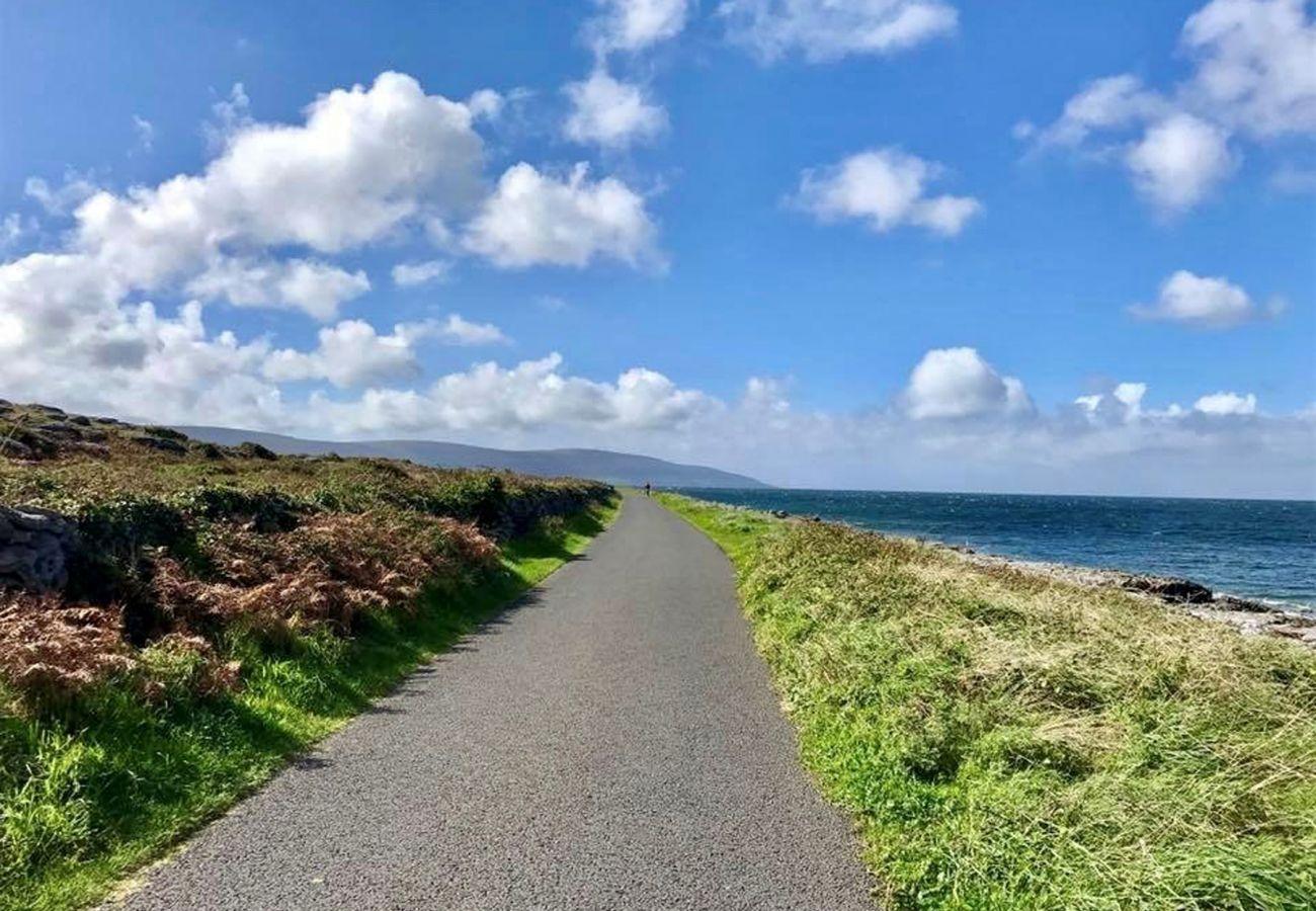 Flaggy Shore, The Burren, County Clare