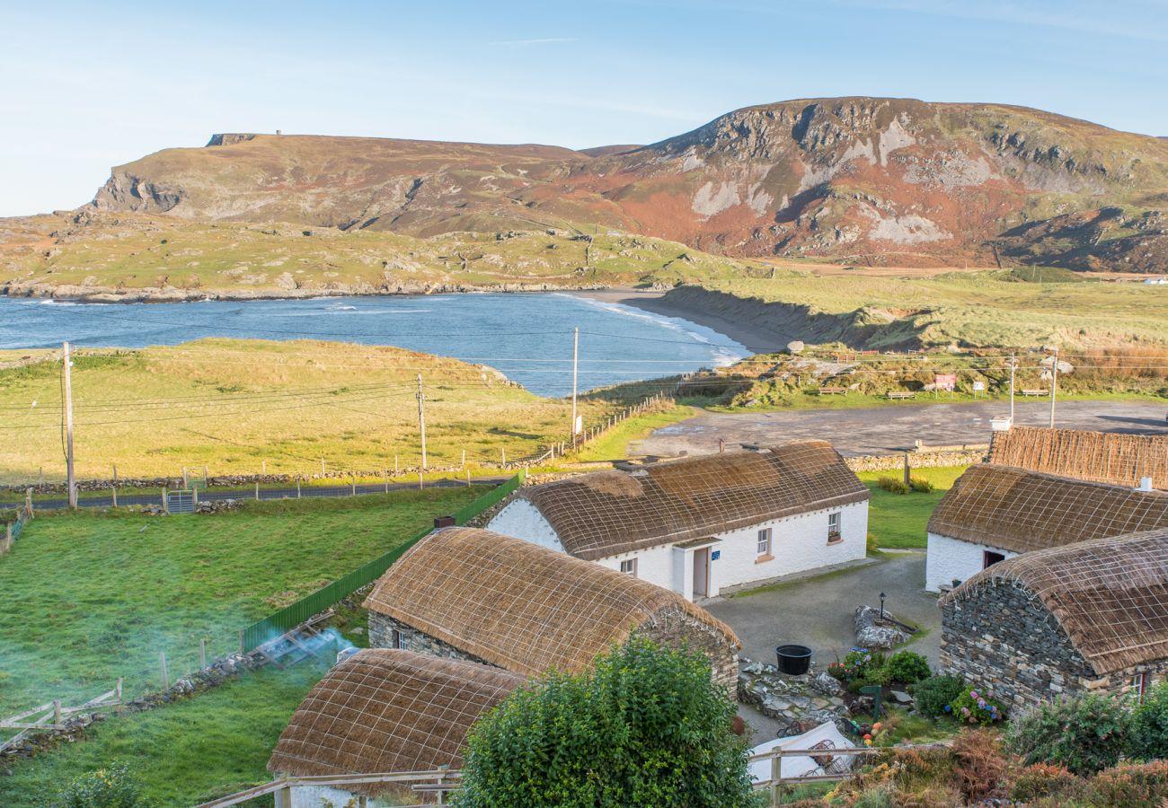 Glencolmcille Folk Village, County Donegal © Failte Ireland