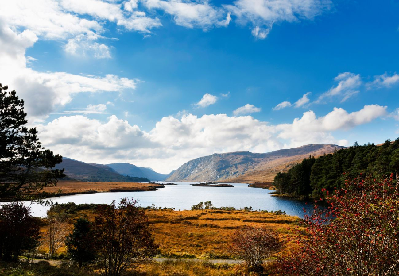 Glenveagh National Park, County Donegal © Tourism Ireland, Failte Ireland