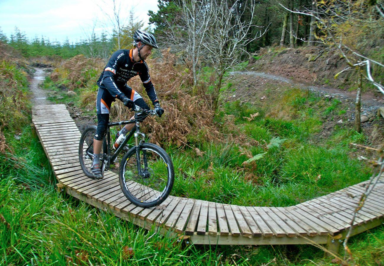 Ballyhoura Mountain Bike Trails, Ballyorgan, County Limerick
