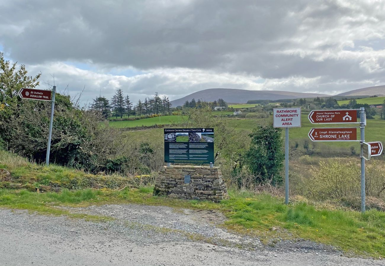 Cathair Crobh Dearg, County Kerry