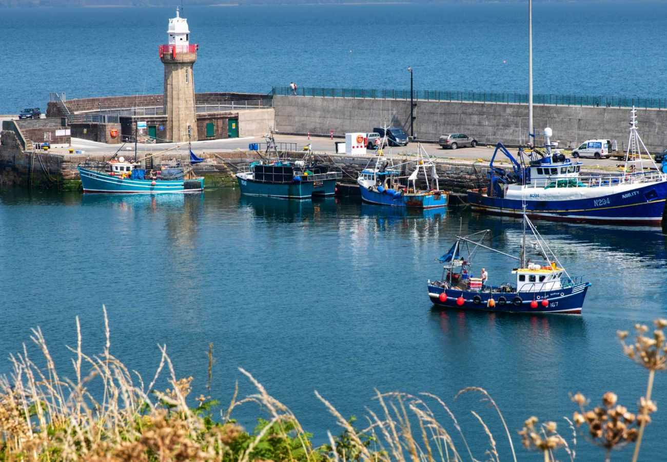 Dunmore East Harbour, County Waterford