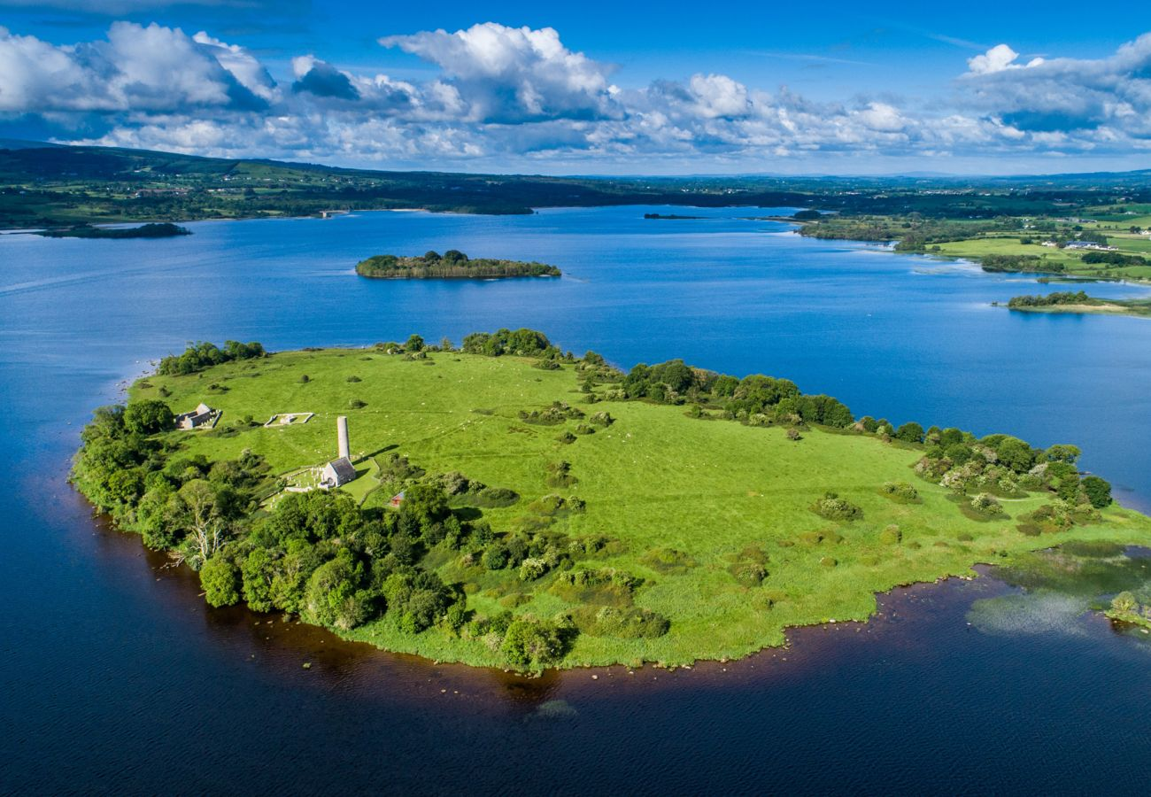 Inis Cealtra Holy Island Lough Derg Co Clare Clare County Council