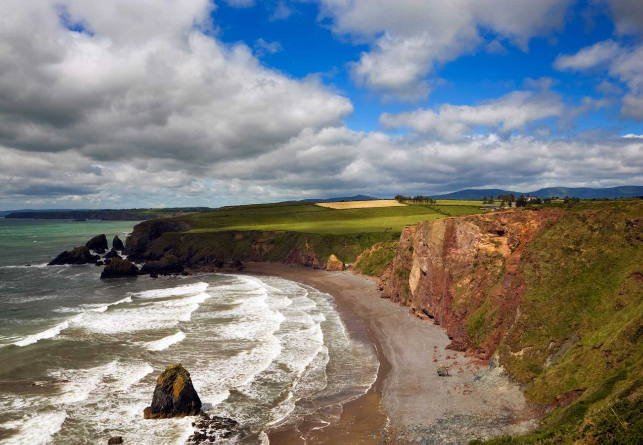 Copper Coast, County Waterford © George Munday