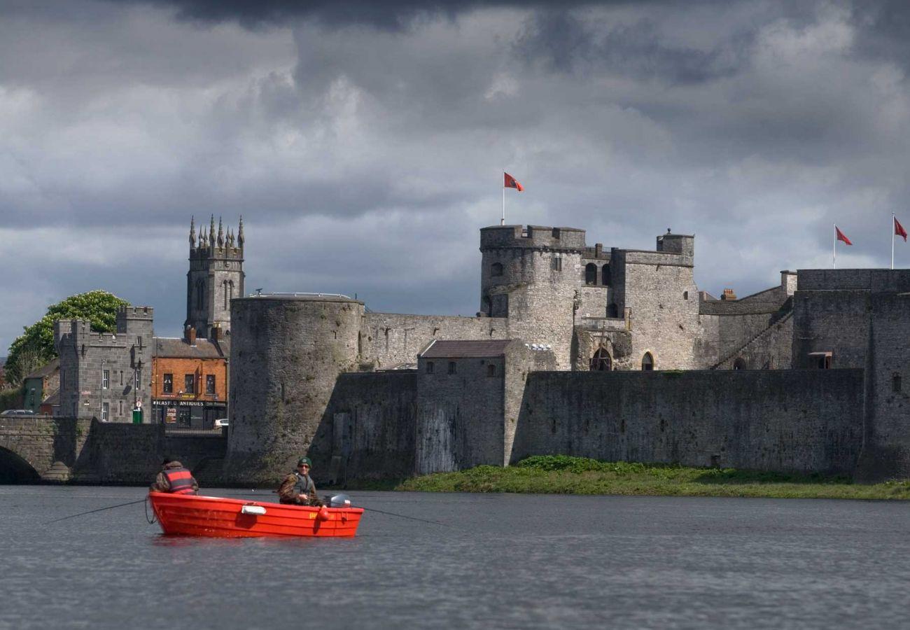Limerick Castle, County Limerick © Tourism Ireland