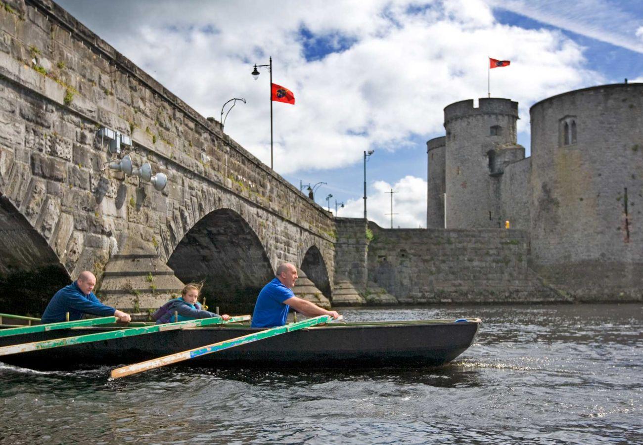Limerick Water Sports, County Limerick © Tourism Ireland