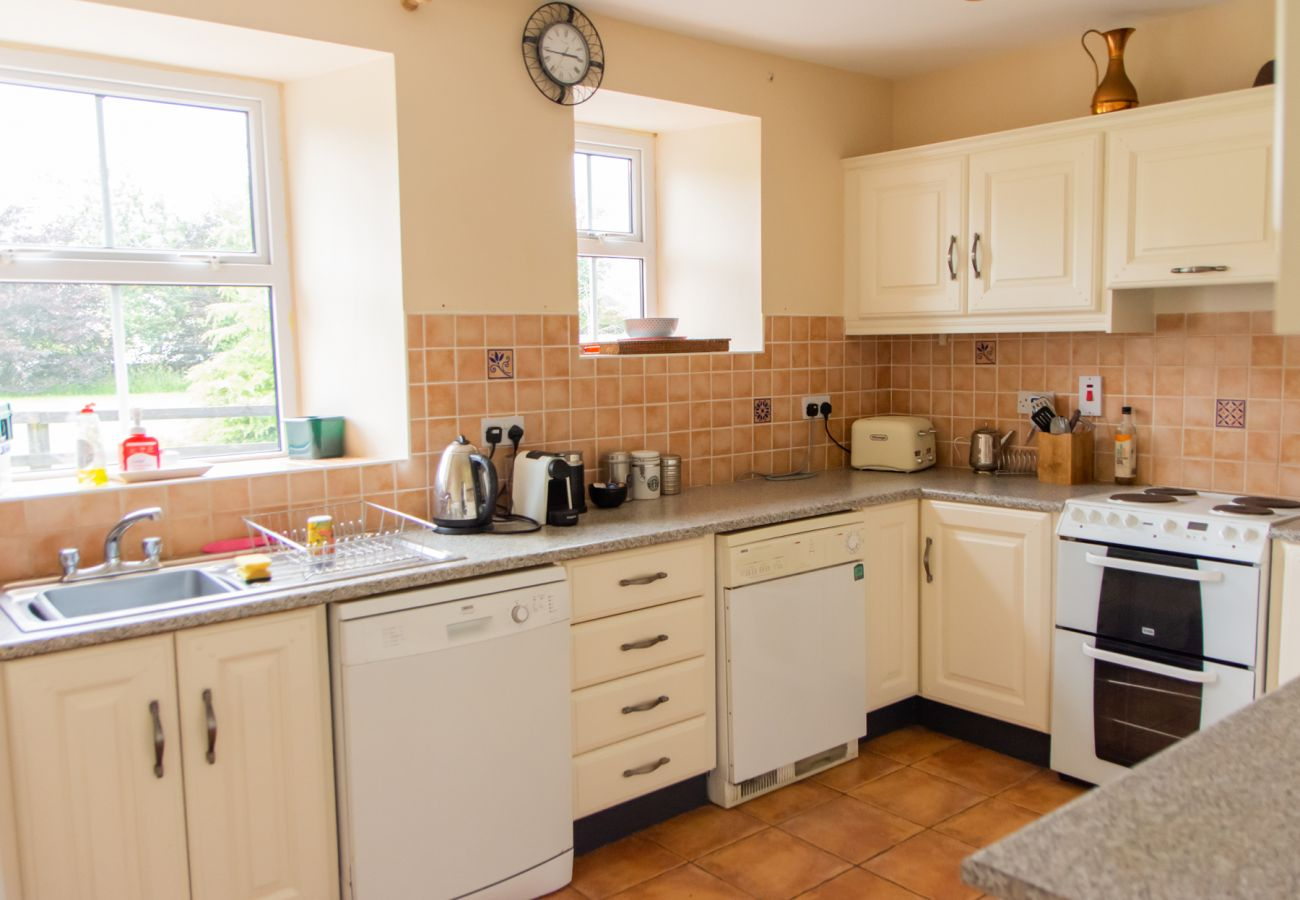 The Old Parochial House, Spacious Self-Catering Family Accommodation in Kilmihil, County Clare