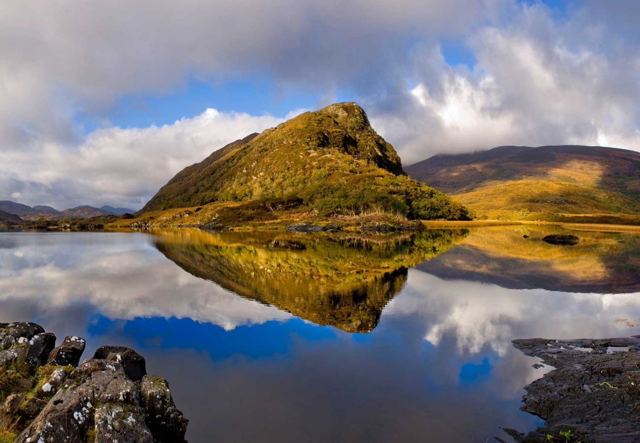 Eagles Nest Lakes of Killarney, County Kerry © Chris Hill Photographic 2011