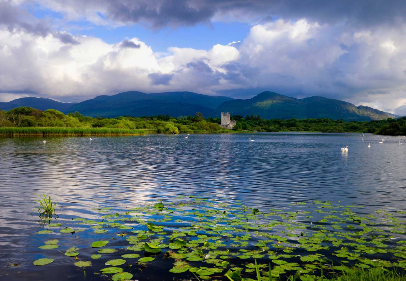 Ross Castle, Killarney, County Kerry © Chris Hill Photographic
