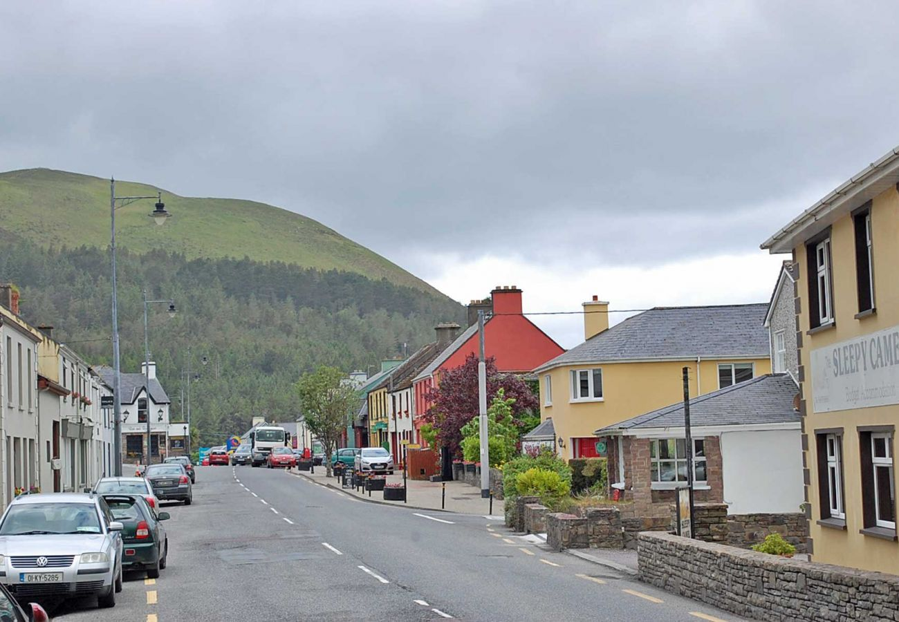 Glenbeigh Town, County Kerry