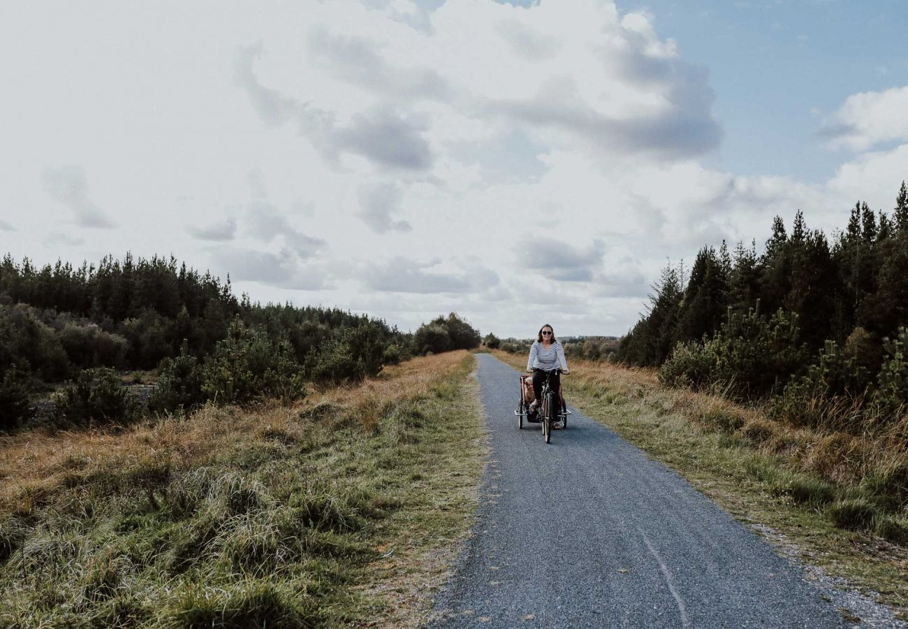 Lough Boora Cycle Discovery Park, County Offaly © Failte Ireland