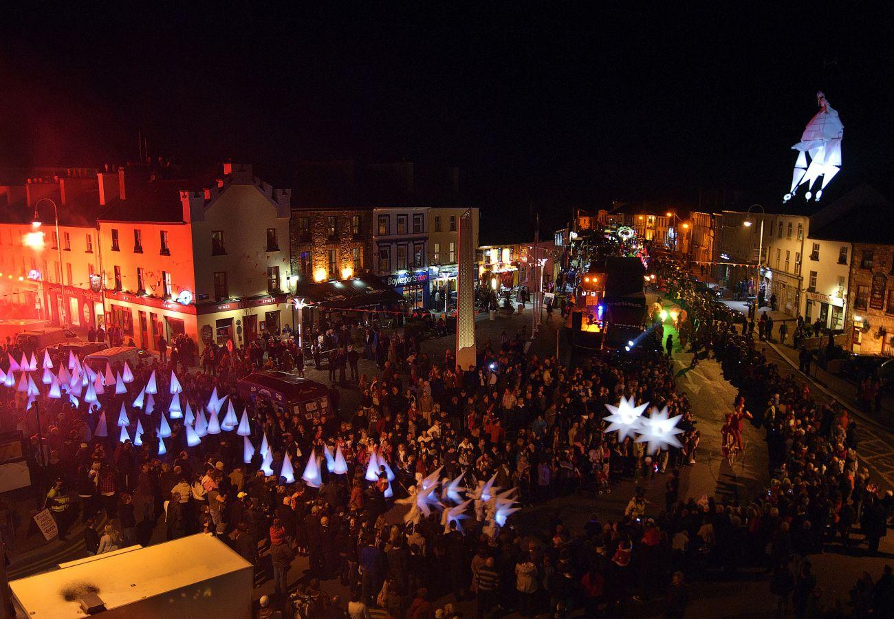 Clifden Arts Festival, Clifden Town, County Galway