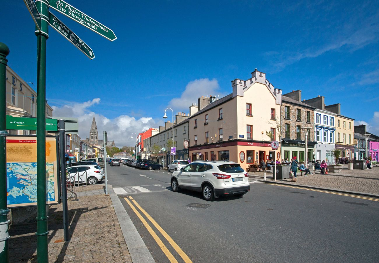 Clifden Town, County Galway