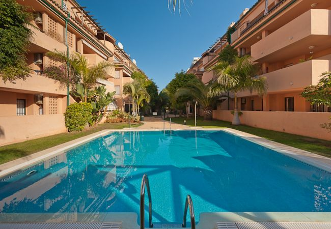 Apartment in Marbella - 23700 - GREAT APARTMENT 80 M. FROM BEACH