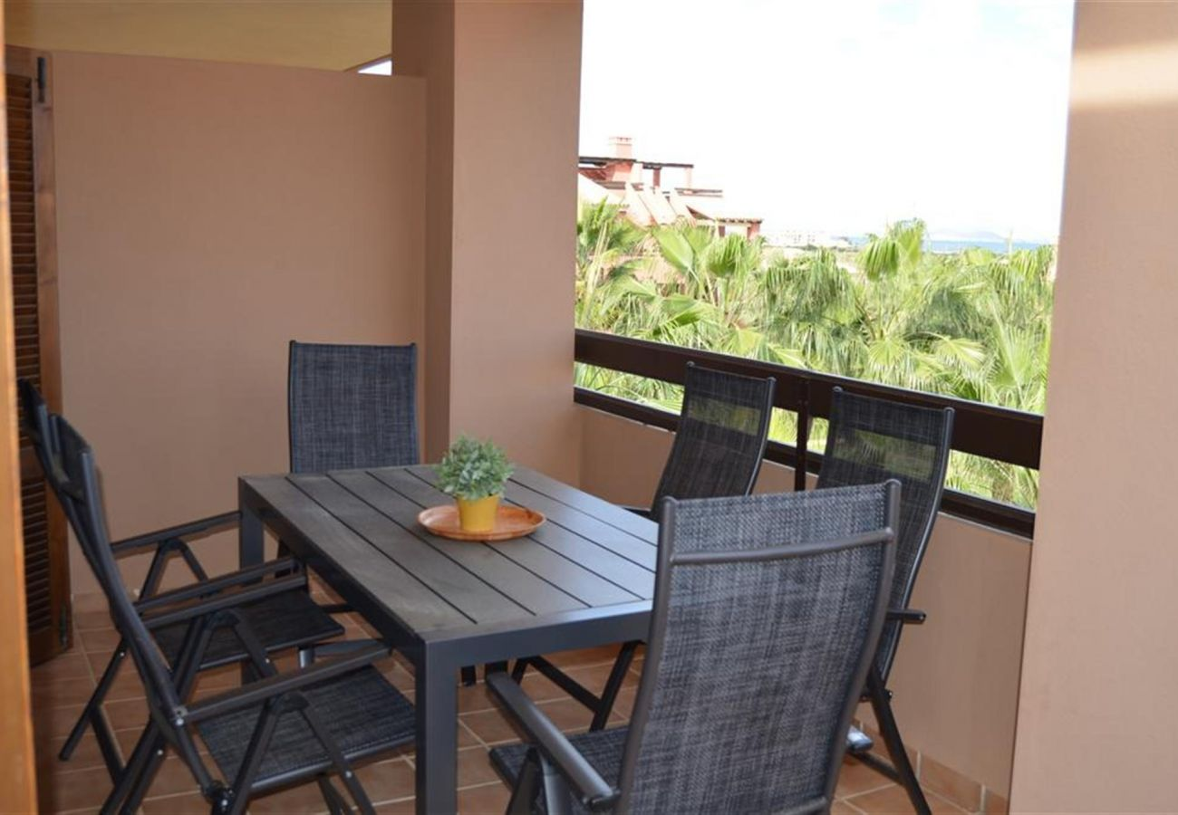 Enjoy beautiful views from spacious balcony - Resort Choice
