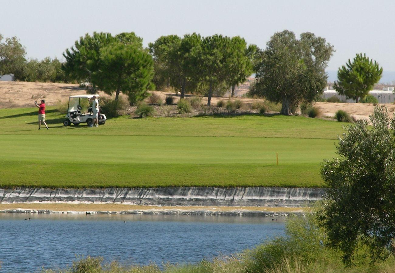Beautiful Hacienda Riquelme Golf resort