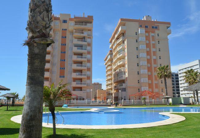 Apartment in La Manga del Mar Menor - Puertomar - 2506