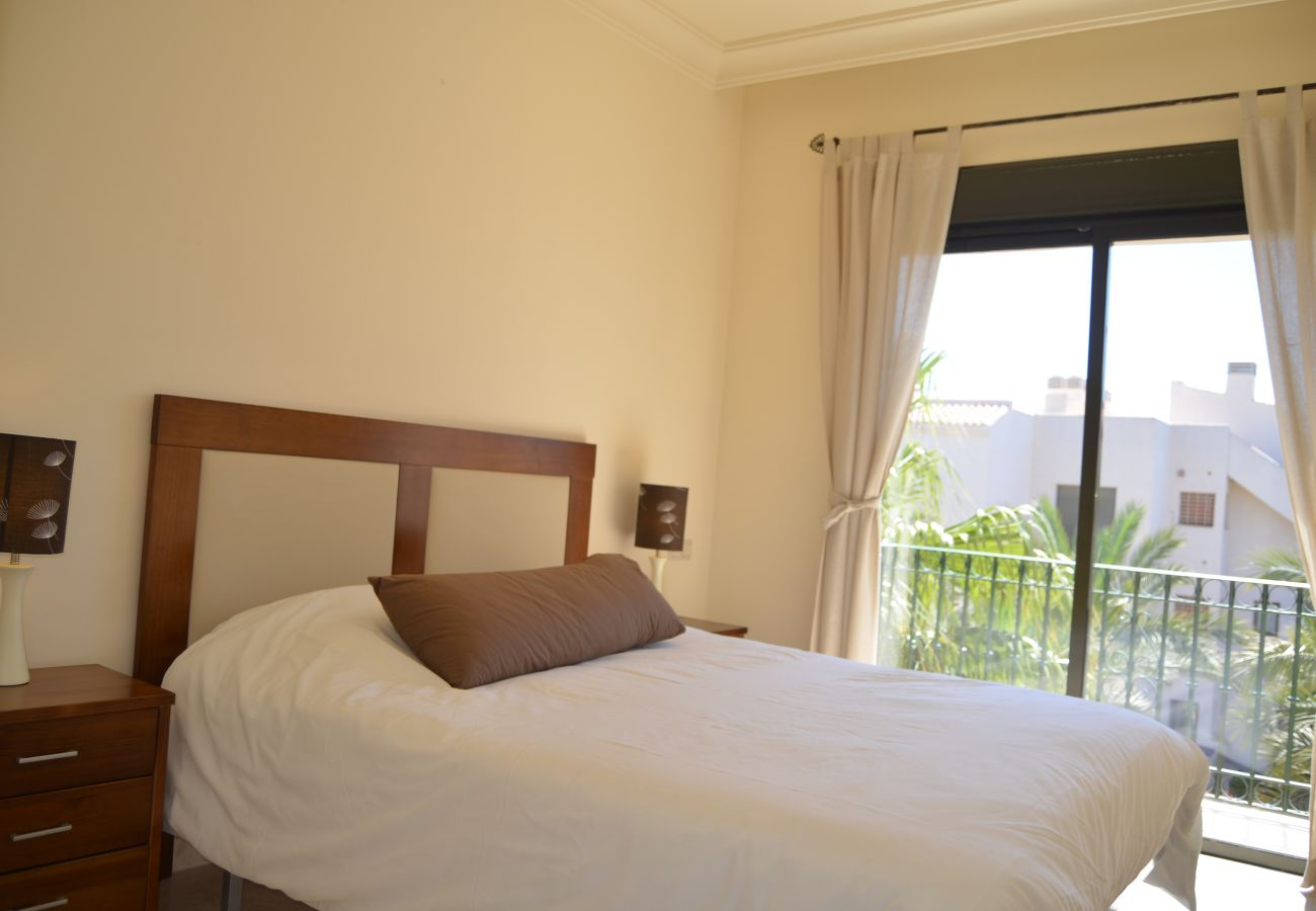 Beautiful Double Bedroom of Ribera Golf Resort