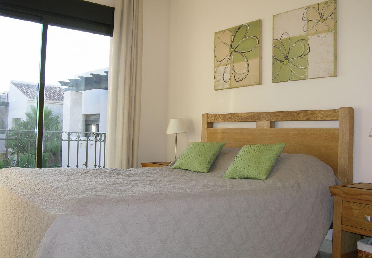 Beautiful Double Bedroom of Roda Golf Resort