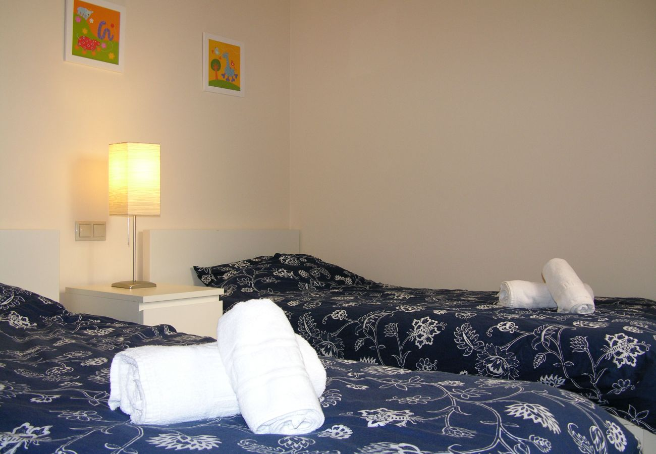 Beautiful Double Bedroom of Roda Golf Resort