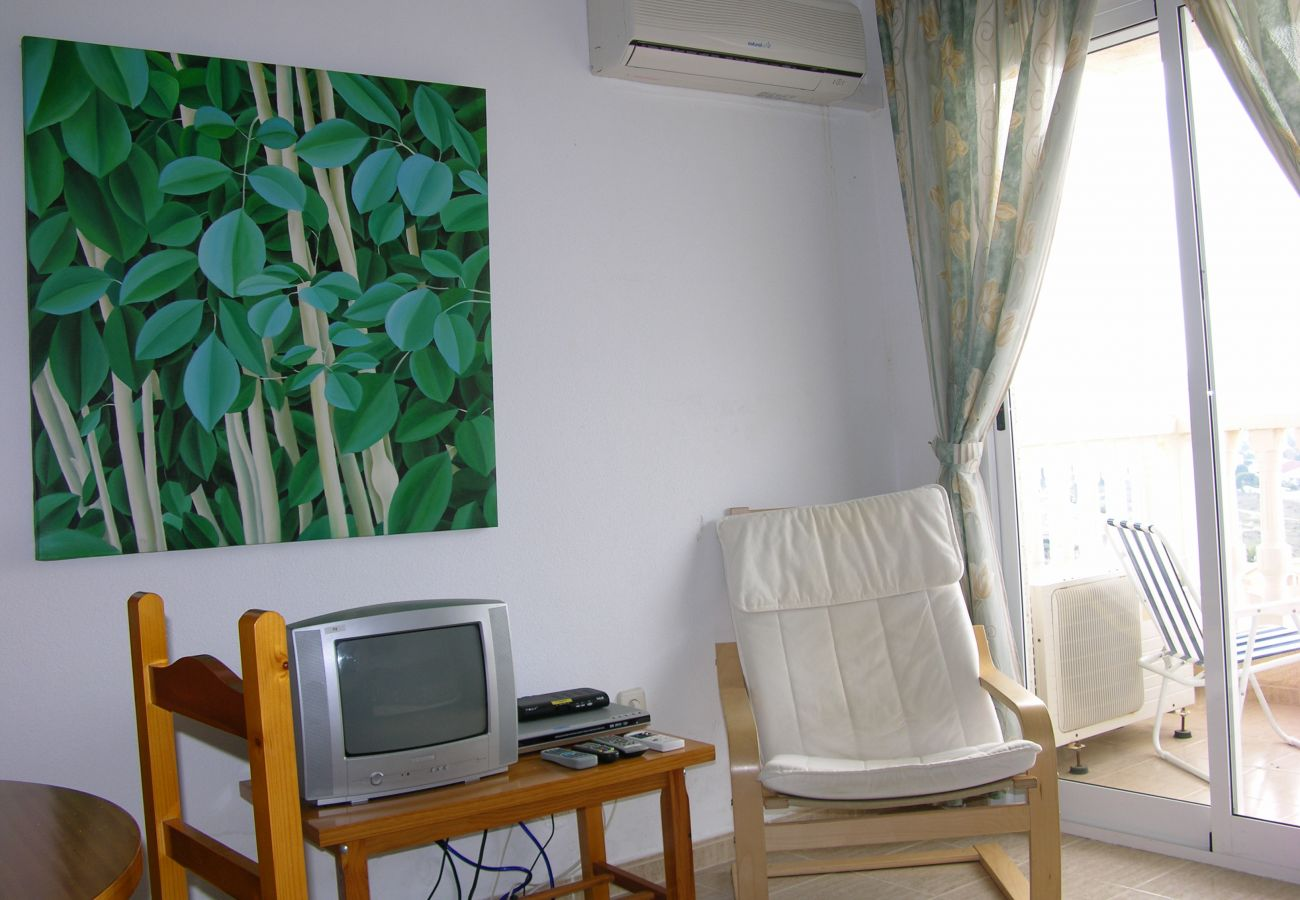 Modern well equipped living room - Resort Choice