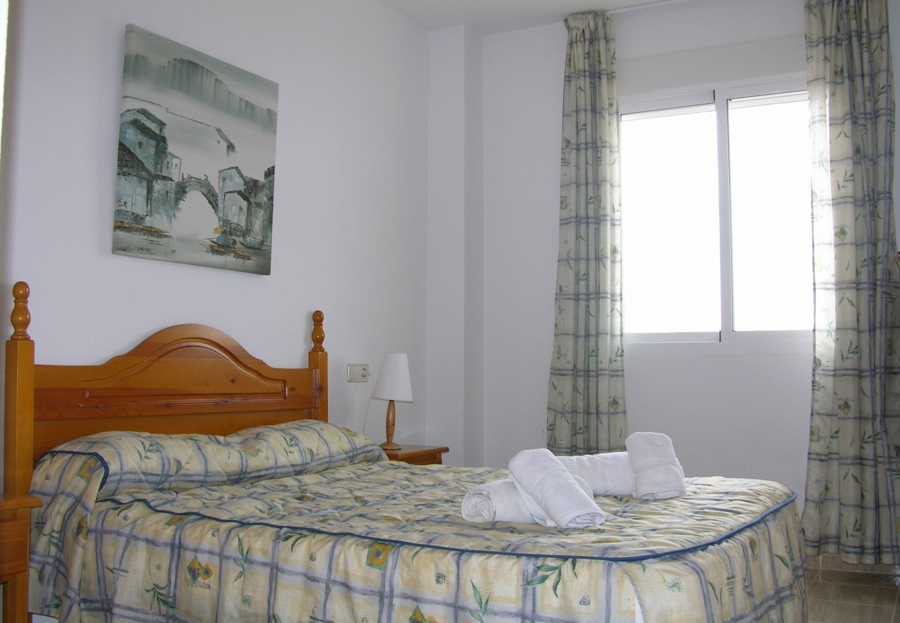 Modern apartment with double bed bedroom in Playa Paraiso - Resort Choice