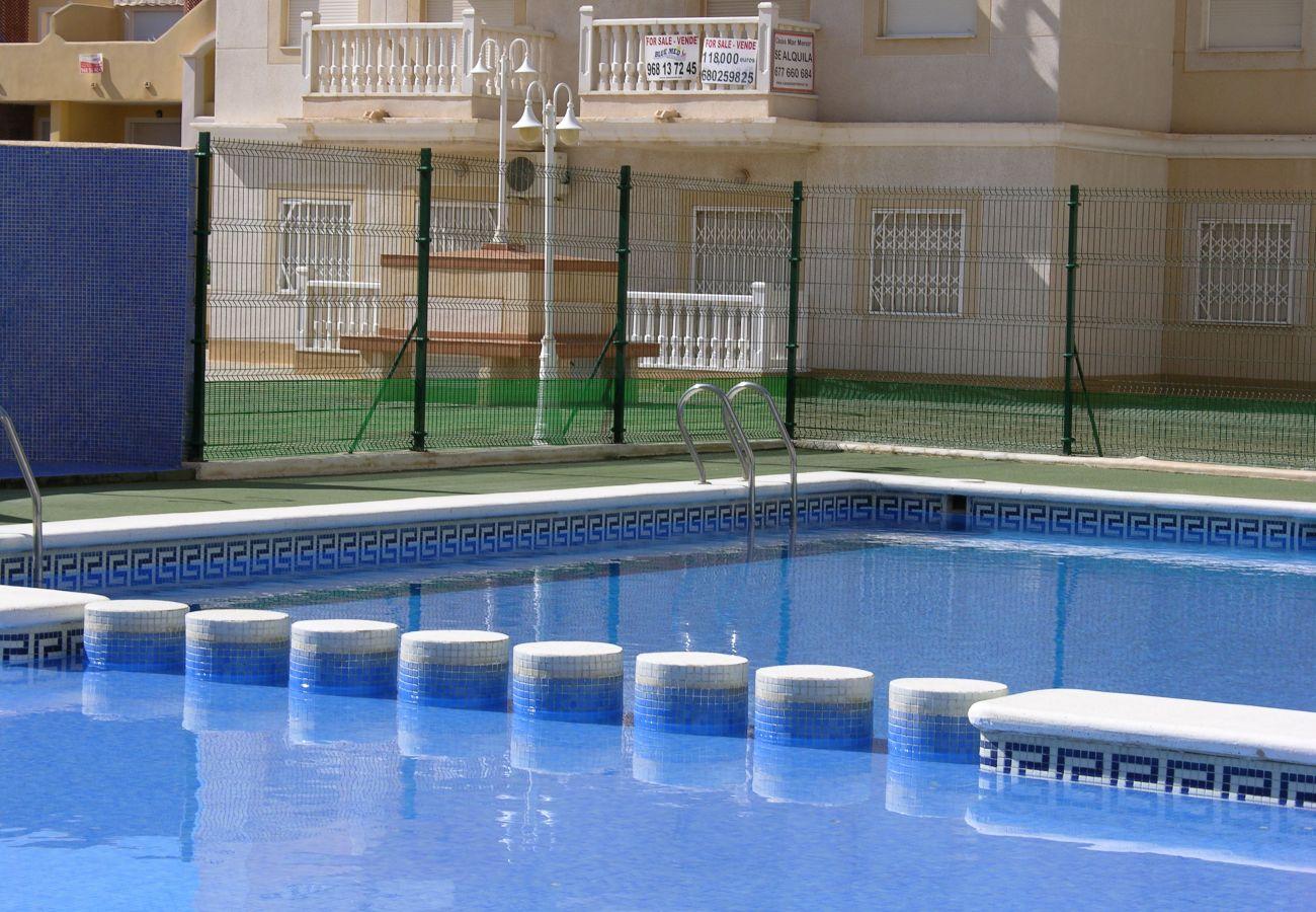 Large communal pool in Villa Cristal Complex - Resort Choice