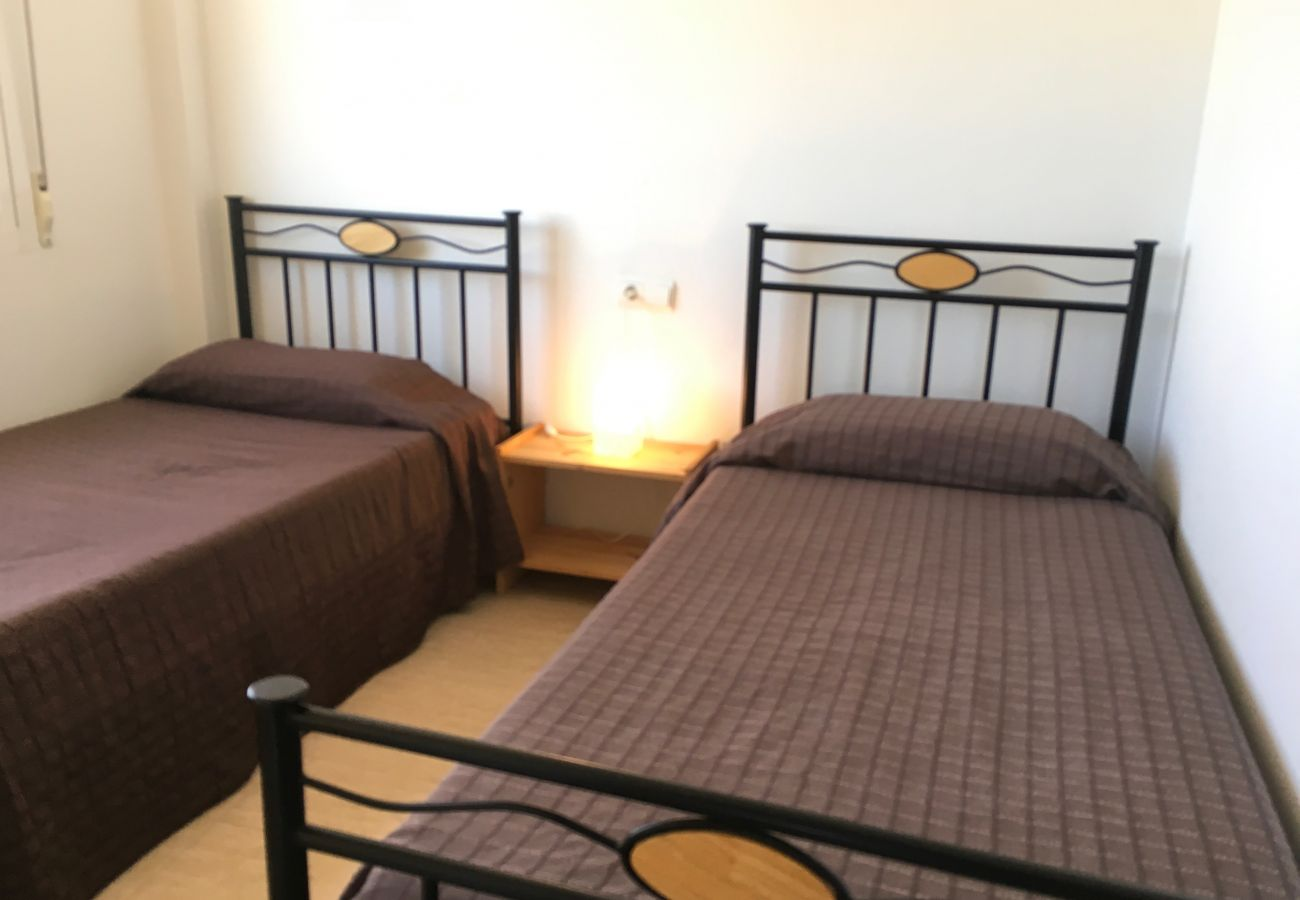 2 single bed bedroom with beautiful interiors - Resort Choice