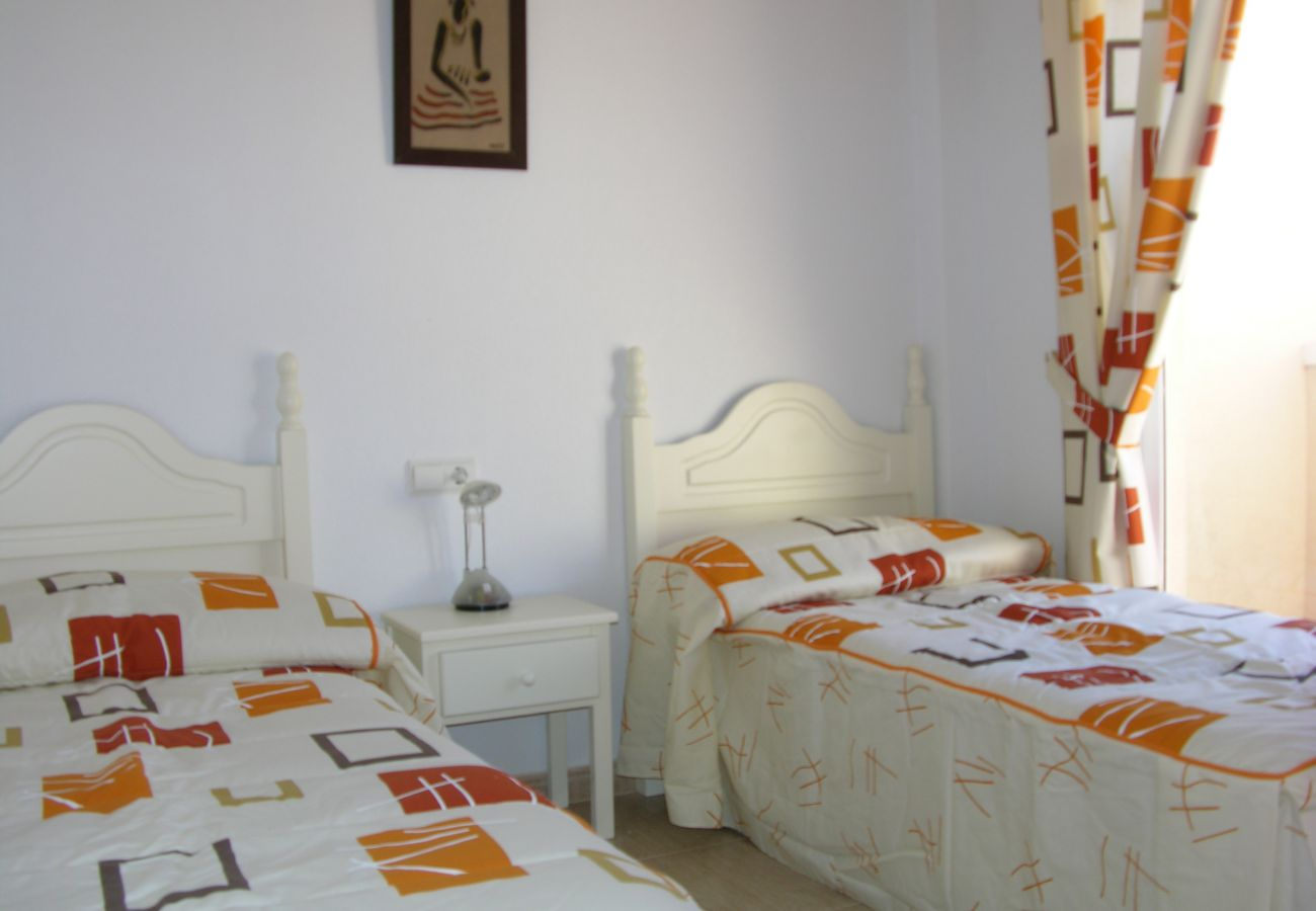 2 single bed bedroom with modern interiors - Resort Choice