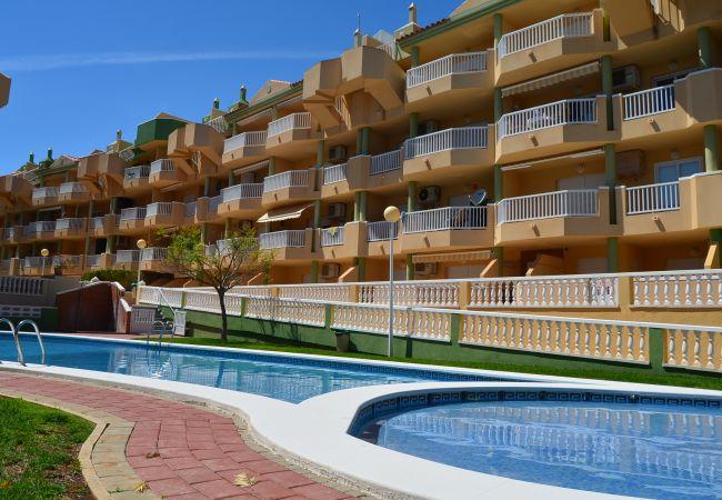 Apartment in La Manga del Mar Menor - Villas de Frente - 1407