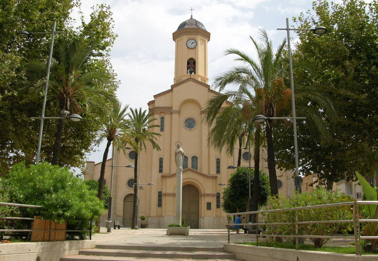 Beautiful Church at La Union