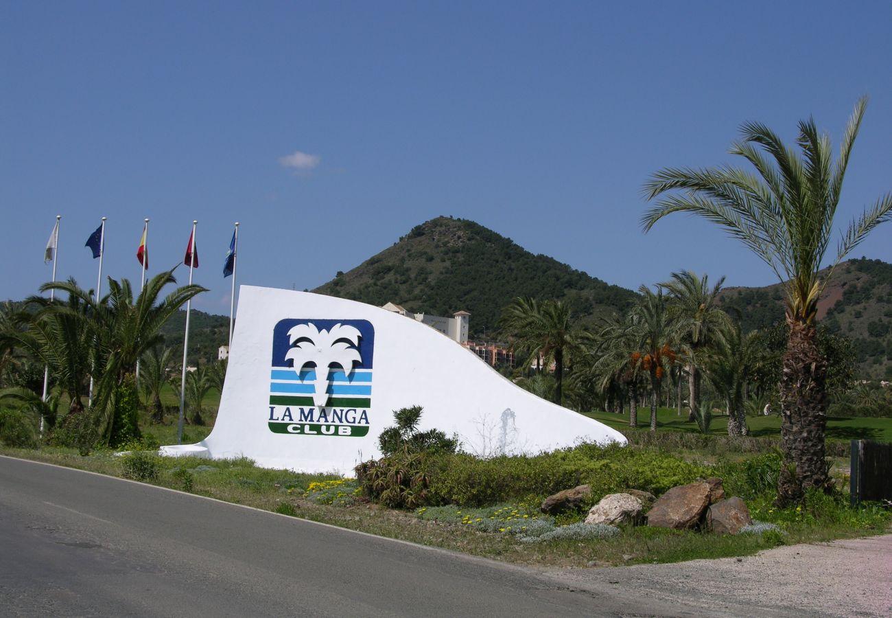 Entrance of La Manga club - Resort Choice