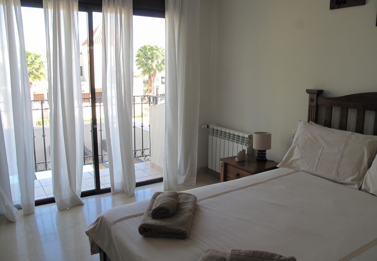 Beautiful Double Bedroom of Roda Golf Resort House