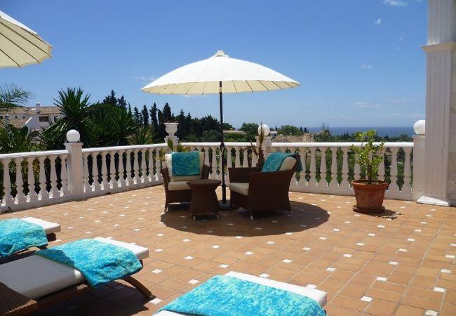 Villa in Marbella - 14716 - QUALITY VILLA CLOSE TO BEACH – MARBELLA