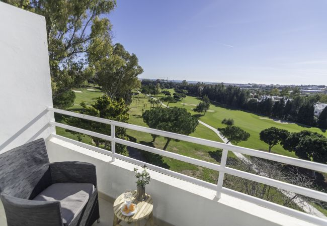Apartment in Puerto Banus - 15397 - PENTHOUSE FIRST LINE GOLF - MARBELLA