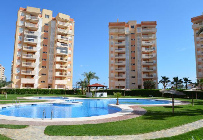 Apartment in La Manga del Mar Menor - Puertomar - 9208