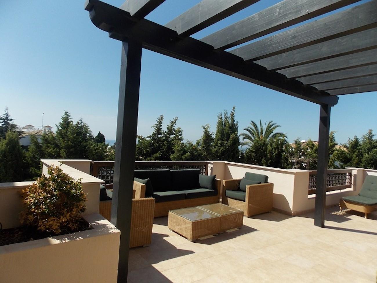 15755 - Luxury Penthouse Puerto banus, Marbella ...