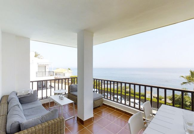Apartment in Mijas Costa - 23699-Fantastic first line Penthouse