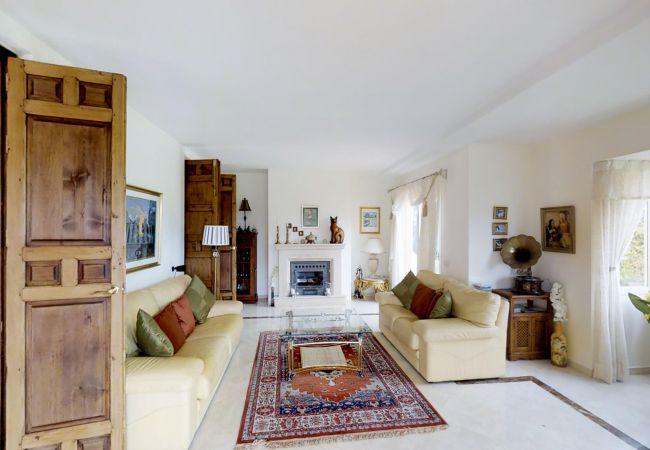 Villa in Mijas Costa - 30487-Splendid Villa near La Cala Beach