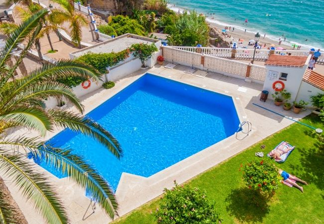 Apartment in Nerja - Rocamar, Nerja - R0244