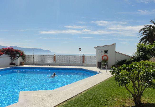 Apartment in Nerja - Rocamar, Nerja - R0227
