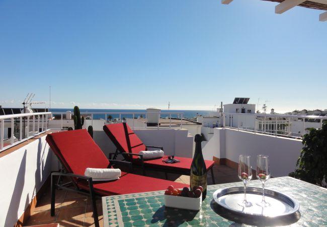 Apartment in Nerja - Parras, Nerja - R0137