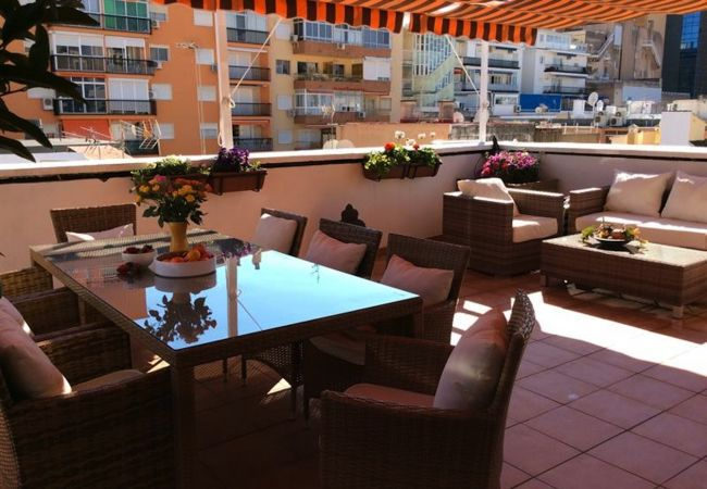 Apartment in Fuengirola - 21164 Penthouse close to beach
