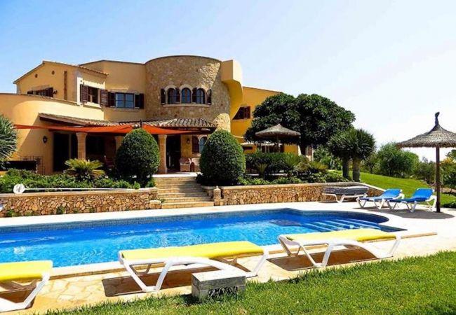 Villa in Santanyi - F001-E Finaca Bella Vista