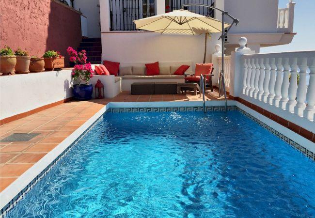 Villa in Nerja - Casa del Aguila, Nerja - R0162