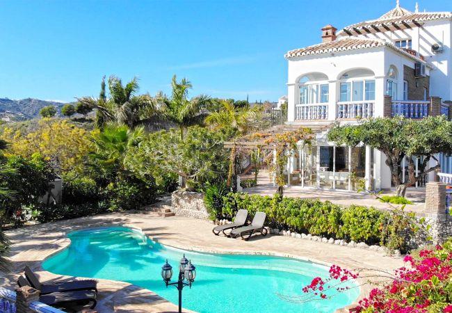 Villa in Frigiliana - Villa El Gavilan, Frigiliana - R0130